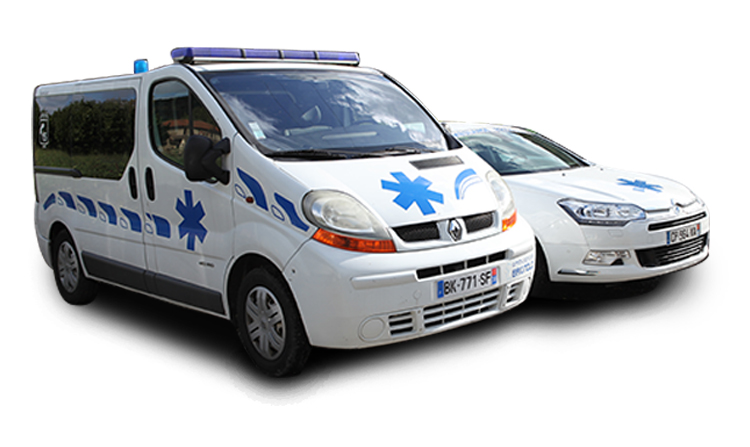 Ambulances